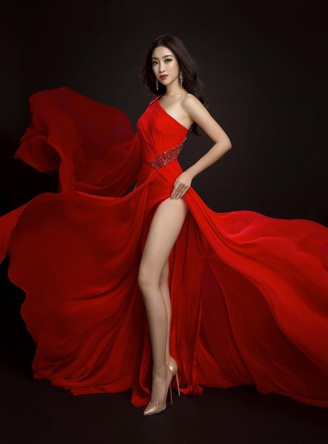 Do My Linh chon dam xe ta cao khoe chan dai tai Miss World hinh anh 1