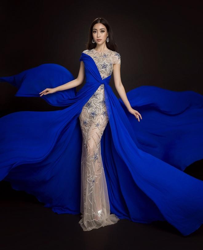 Do My Linh chon dam xe ta cao khoe chan dai tai Miss World hinh anh 6