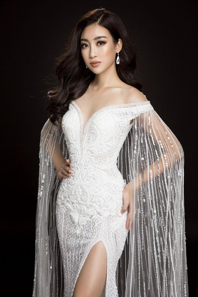 Do My Linh chon dam xe ta cao khoe chan dai tai Miss World hinh anh 4