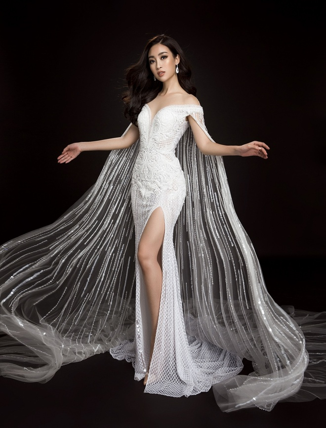 Do My Linh chon dam xe ta cao khoe chan dai tai Miss World hinh anh 3