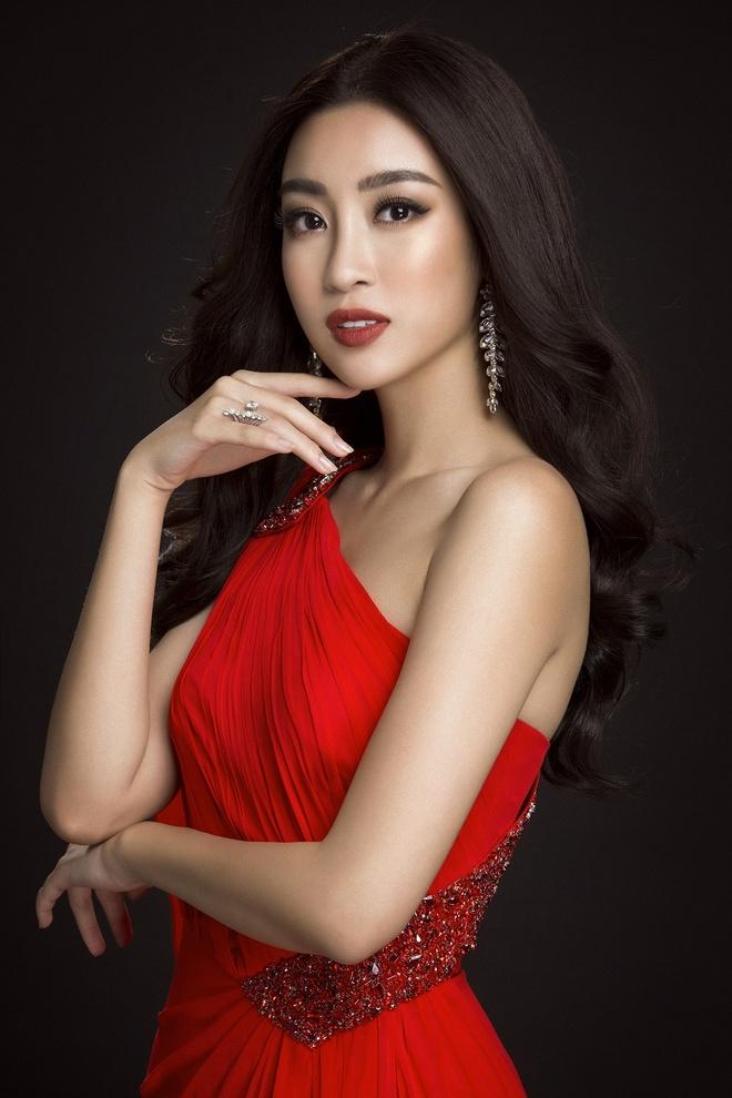 Do My Linh chon dam xe ta cao khoe chan dai tai Miss World hinh anh 2