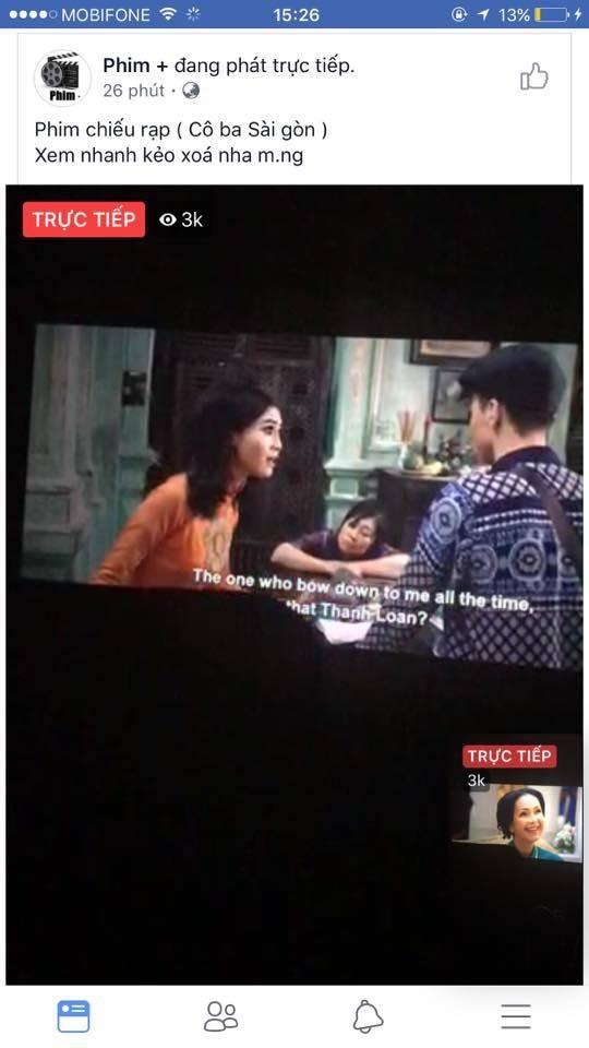 'Co Ba Sai Gon' bi livestream trai phep: Ngo Thanh Van bat khoc hinh anh 1