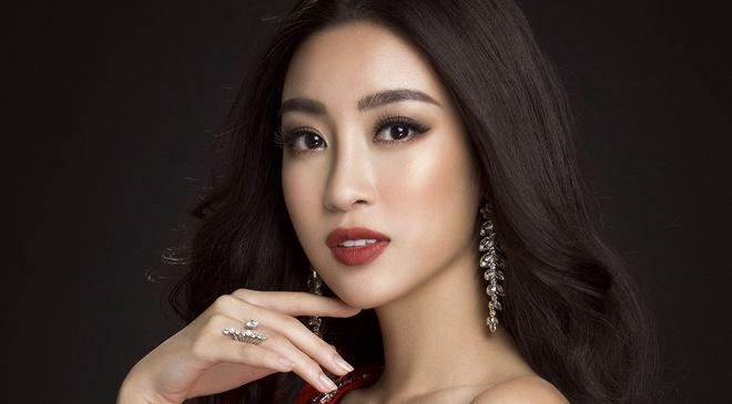 Do My Linh vuon len hang 1 bang binh chon cua Miss World hinh anh
