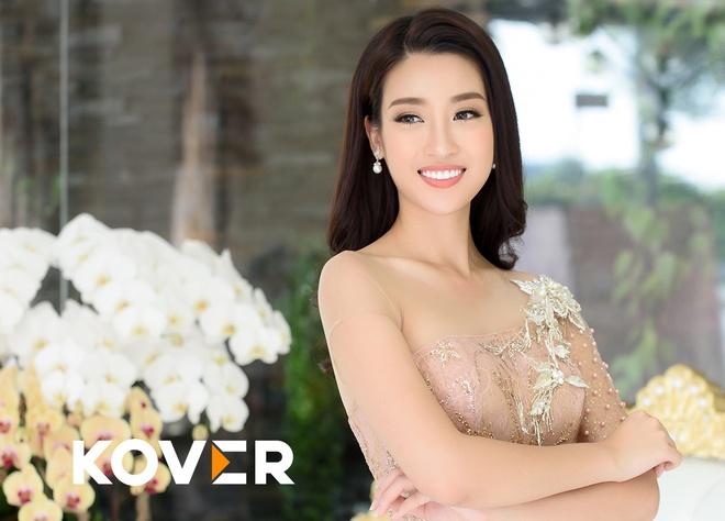 Hoa hau Do My Linh: 'Khong can dan ong giau, chi can truong thanh' hinh anh
