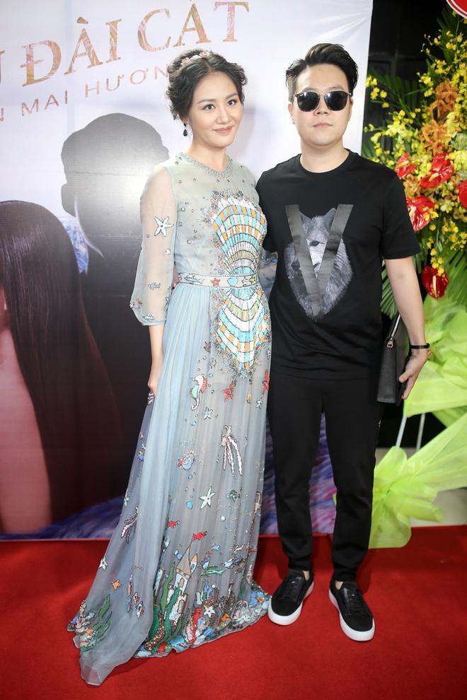 Van Mai Huong: 'Toi va Le Hieu co su bao dung danh cho nhau' hinh anh 1