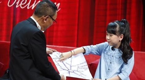 MC Lai Van Sam nhan loi quang cao mon che buoi cho co be 10 tuoi hinh anh