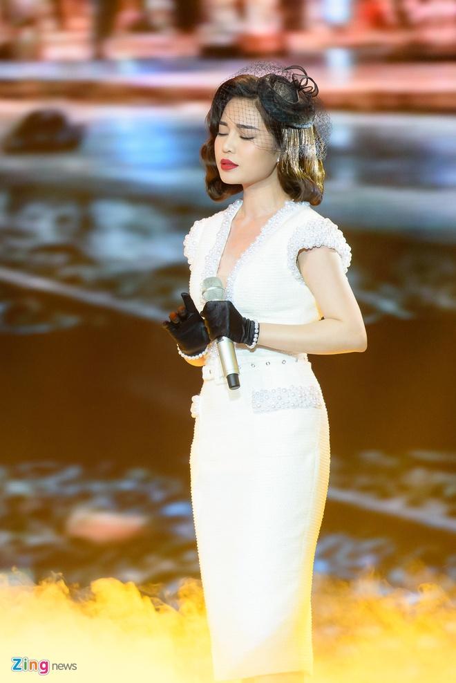 Giang Hong Ngoc: 'Khong muon la ban sao Ha Ho, uoc lam Le Quyen thu 2' hinh anh 1