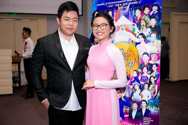 Quang Le moi dan sao nhieu the he trong live show rieng tai Viet Nam hinh anh 2