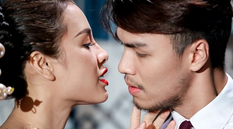 Phuong Trinh Jolie gom tien chay show suot nua nam de lam MV hinh anh