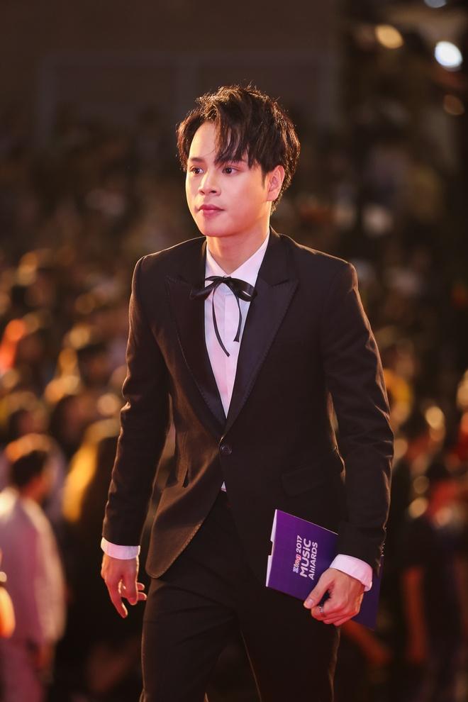 Min va Soobin Hoang Son thang lon o Zing Music Awards 2017 hinh anh 9