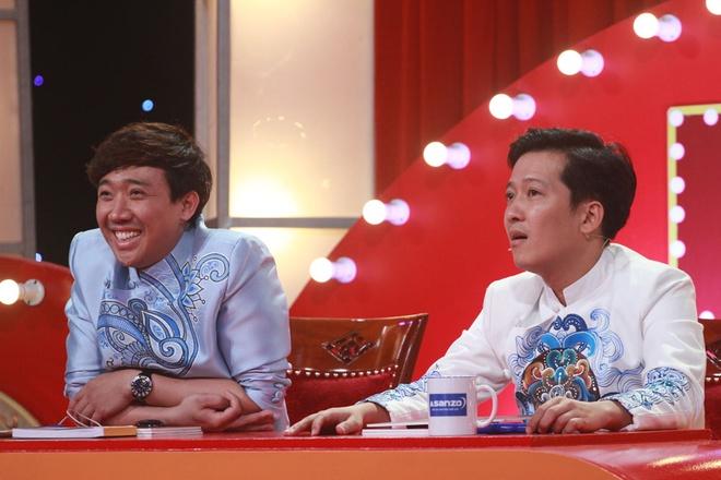 Tran Thanh, Truong Giang bieu cam trai nguoc ve nu sinh nhan 150 trieu hinh anh 2
