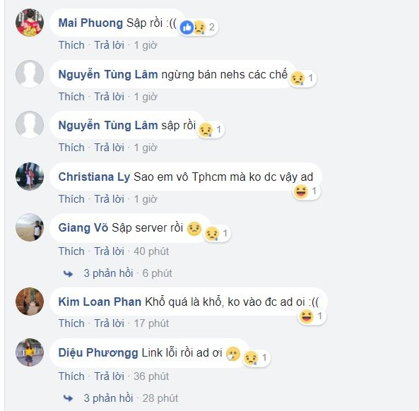 Ha Anh Tuan vua cong bo dem nhac, website ban ve bi sap vi qua tai hinh anh 2