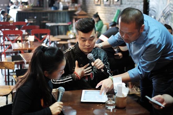 Ung Hoang Phuc tai ngo hai manh ghep cua HAT trong live show hinh anh 2