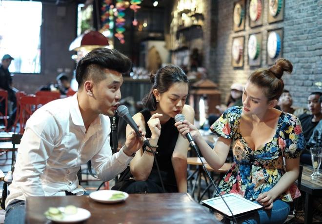 Ung Hoang Phuc tai ngo hai manh ghep cua HAT trong live show hinh anh 1