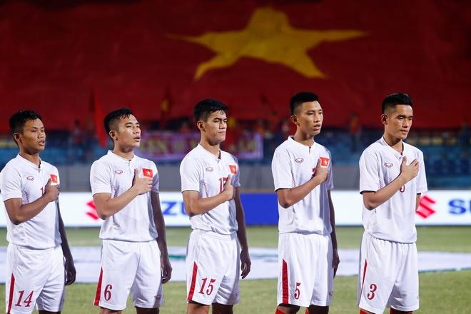 U20 Viet Nam tim co hoi vuot qua vong bang U20 World Cup hinh anh 1