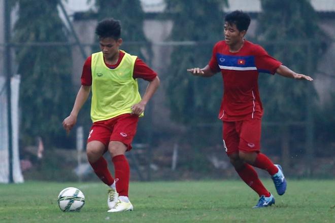 U20 Viet Nam nhan vien binh chat luong tu Da Nang hinh anh 1