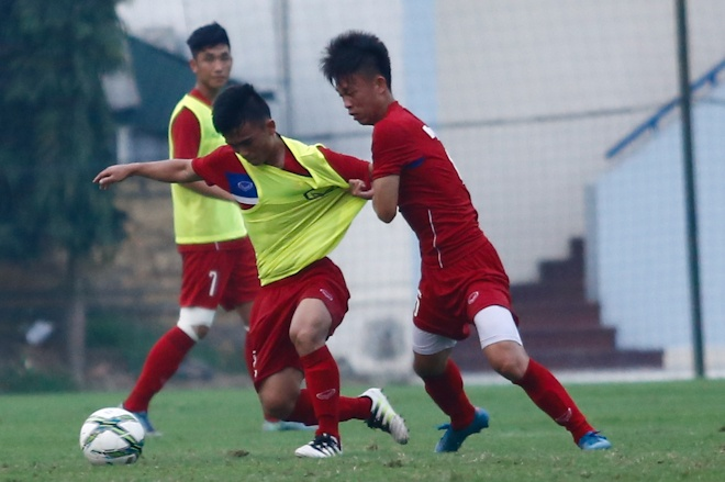 U20 Viet Nam nhan vien binh chat luong tu Da Nang hinh anh 4