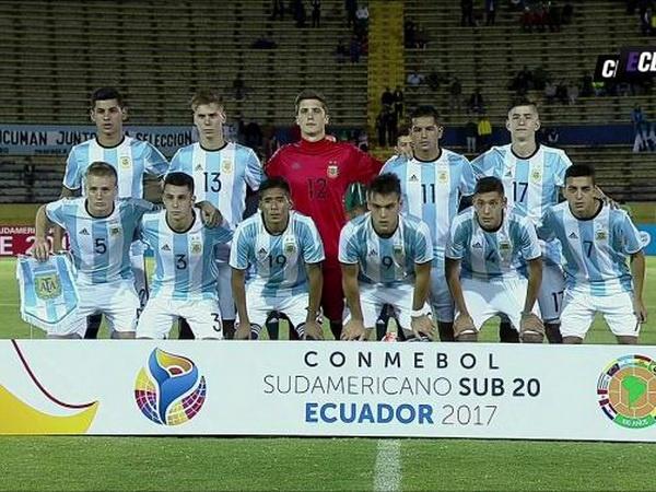 Chan dung 6 ngoi sao U20 Argentina se den Viet Nam hinh anh