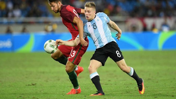 Chan dung 6 cau thu U20 Argentina anh 5