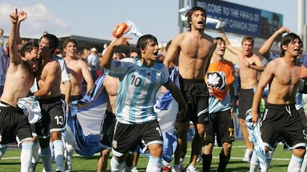 Chan dung 6 cau thu U20 Argentina anh 8