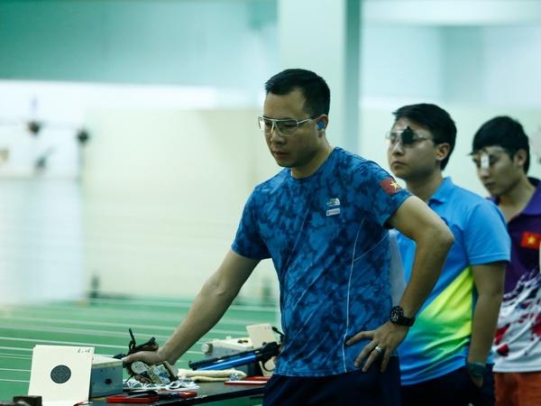 Hoang Xuan Vinh thua soc o noi dung tung gianh HCB Olympic hinh anh