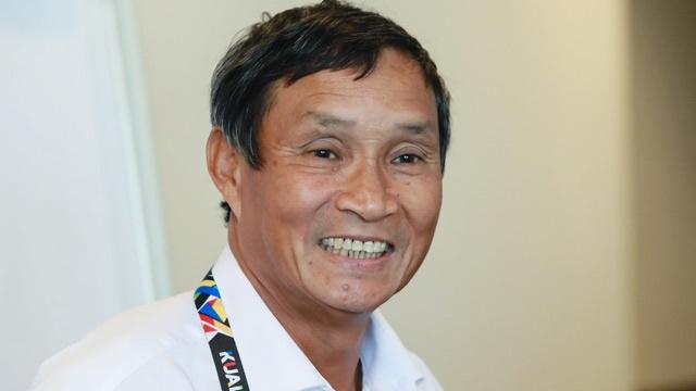 HLV Mai Duc Chung tam thay Huu Thang dan dat tuyen Viet Nam hinh anh
