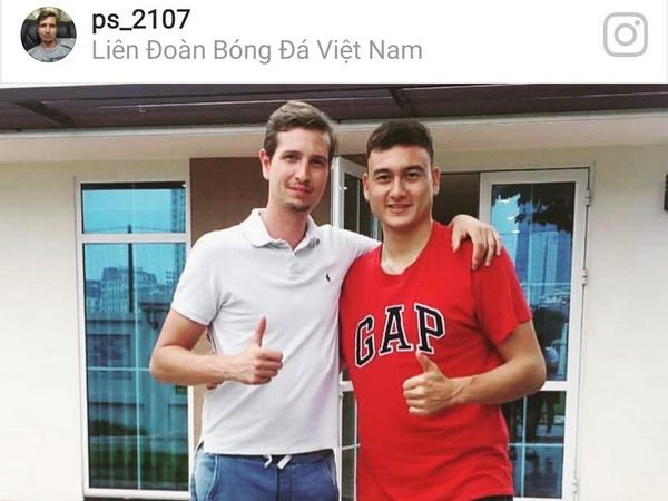 Lanh dao VFF cuu mang, giup Dang Van Lam hoi phuc chan thuong hinh anh