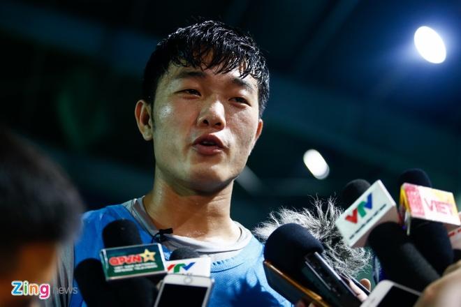 2 nam o Han Quoc, Xuan Truong chua tung nghe ten HLV Park Hang-seo hinh anh 1