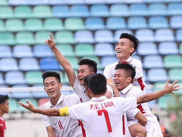 De bep tuyen Lao, U19 Viet Nam vao vong chung ket chau A 2018 hinh anh