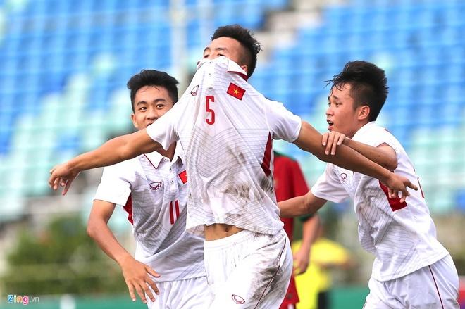 U19 Viet Nam lam hat giong so 1, xep tren Han Quoc, Thai Lan hinh anh 2