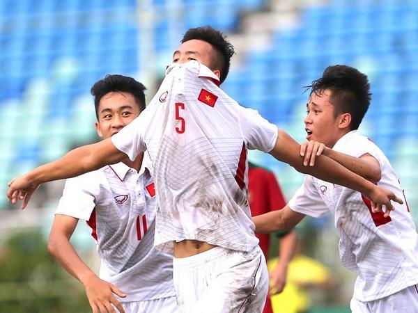U19 Viet Nam lam hat giong so 1, xep tren Han Quoc, Thai Lan hinh anh