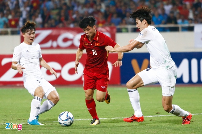 K+ doc quyen phat song giai giao huu cua U23 Viet Nam tai Thai Lan hinh anh 1