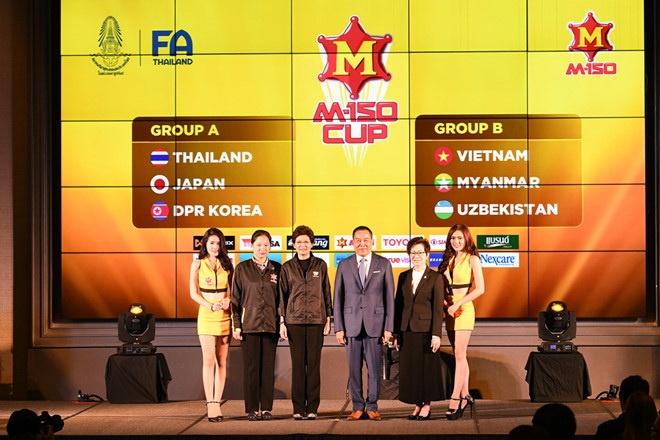 K+ doc quyen phat song giai giao huu cua U23 Viet Nam tai Thai Lan hinh anh 2