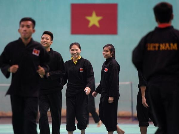 Viet Nam lay lai hang 3 SEA Games nho VDV Thai Lan dinh doping hinh anh