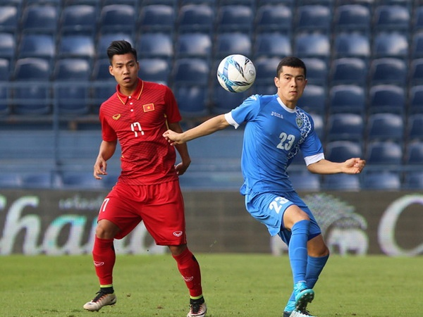 U23 Viet Nam gap doi thu manh tu Han Quoc hinh anh