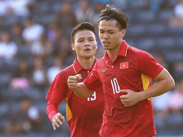 HLV Le Thuy Hai: Cong Phuong hay nhat U23 Viet Nam hom nay hinh anh