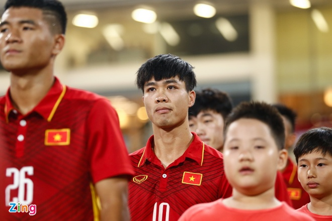 U23 Viet Nam vs Ulsan: Cong Phuong tiep tuc xe luoi nguoi Han? hinh anh 1
