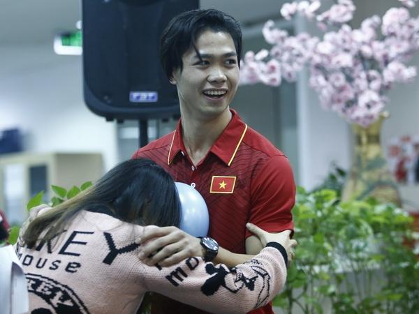 Cong Phuong: Toi khong ngai vao bep voi nguoi phu nu cua minh hinh anh