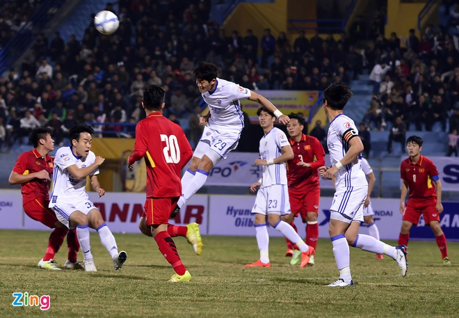 Cong Phuong tit ngoi, U23 Viet Nam thua sat nut CLB Han Quoc hinh anh 4