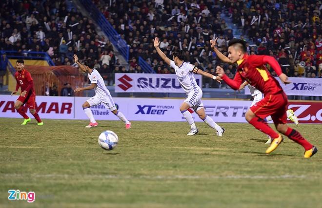 Cong Phuong tit ngoi, U23 Viet Nam thua sat nut CLB Han Quoc hinh anh 8