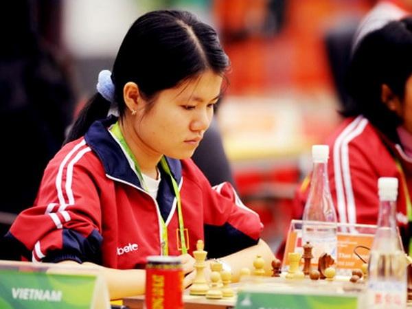 Thao Nguyen giu vung top 5, Quang Liem chua the but pha hinh anh