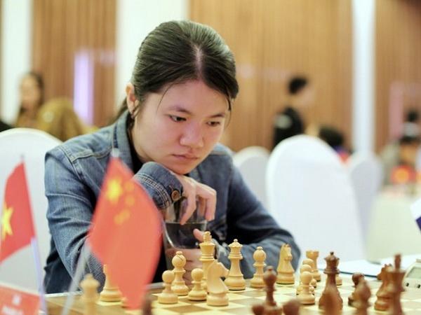Thao Nguyen ket thuc Giai co nhanh the gioi trong top 5 hinh anh