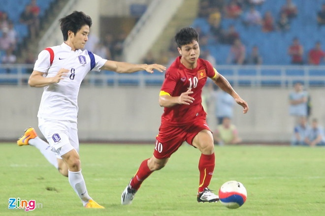 U23 Viet Nam vs Han Quoc: Thu thach lon can y chi cao hinh anh 1