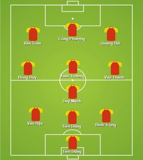 U23 Viet Nam vs Han Quoc: Thu thach lon can y chi cao hinh anh 2