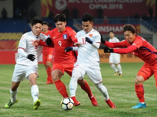 Han Quoc manh hon nhung U23 Viet Nam da de lai dau an hinh anh
