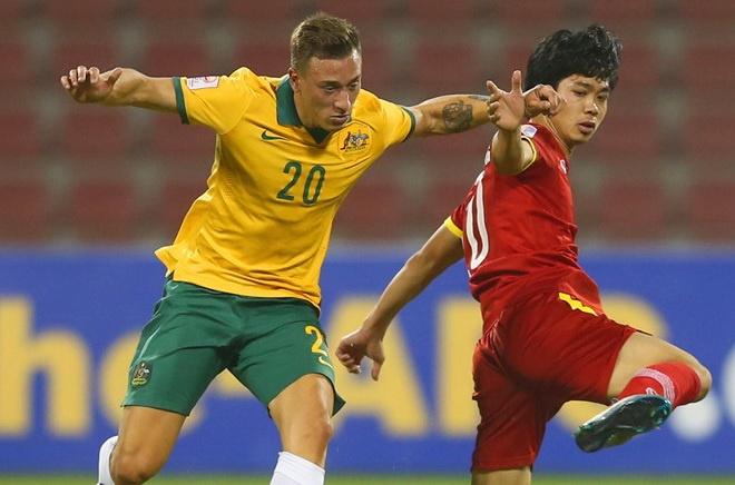 U23 Viet Nam vs U23 Australia: Qua khu ngot ngao cua Cong Phuong hinh anh 1