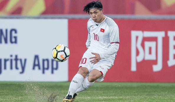 U23 Viet Nam vs U23 Australia: Qua khu ngot ngao cua Cong Phuong hinh anh