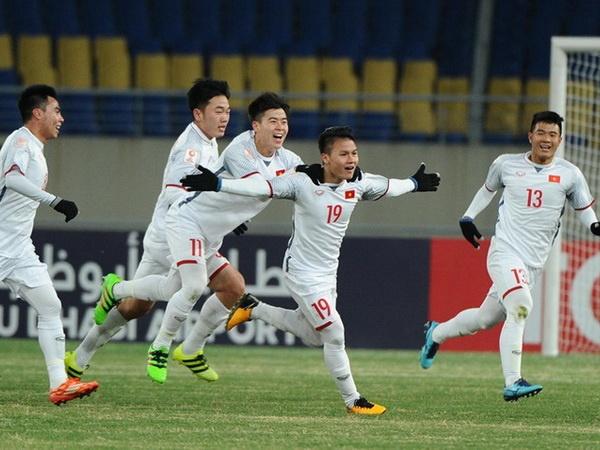 U23 Viet Nam vs U23 Syria: Cuoc hen ho voi lich su hinh anh