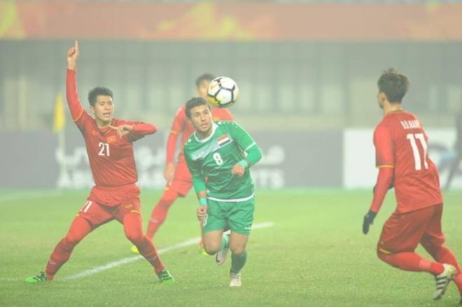 Trong tai Manh Hung: Thoi phat den U23 Viet Nam la khong thuyet phuc hinh anh 2