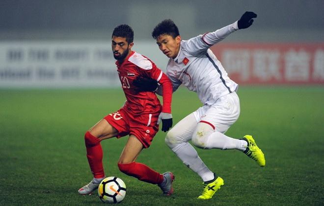 U23 Viet Nam vs U23 Iraq: Cu ra san la gap cuong dich hinh anh 1